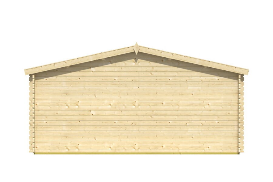 Gartenhaus 500x400cm Mit Fussboden 40mm 1 899 00