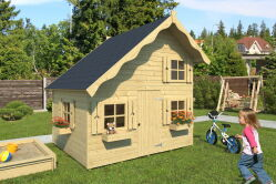 Kinderspielhaus TOM 3,8 m2