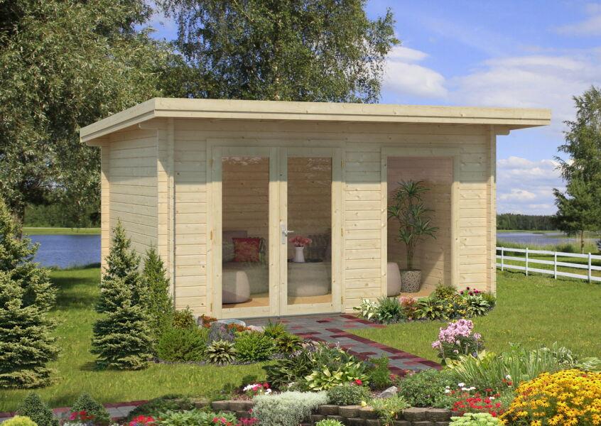 Gut bekannt Gartenhäuser 40-45 mm ON75